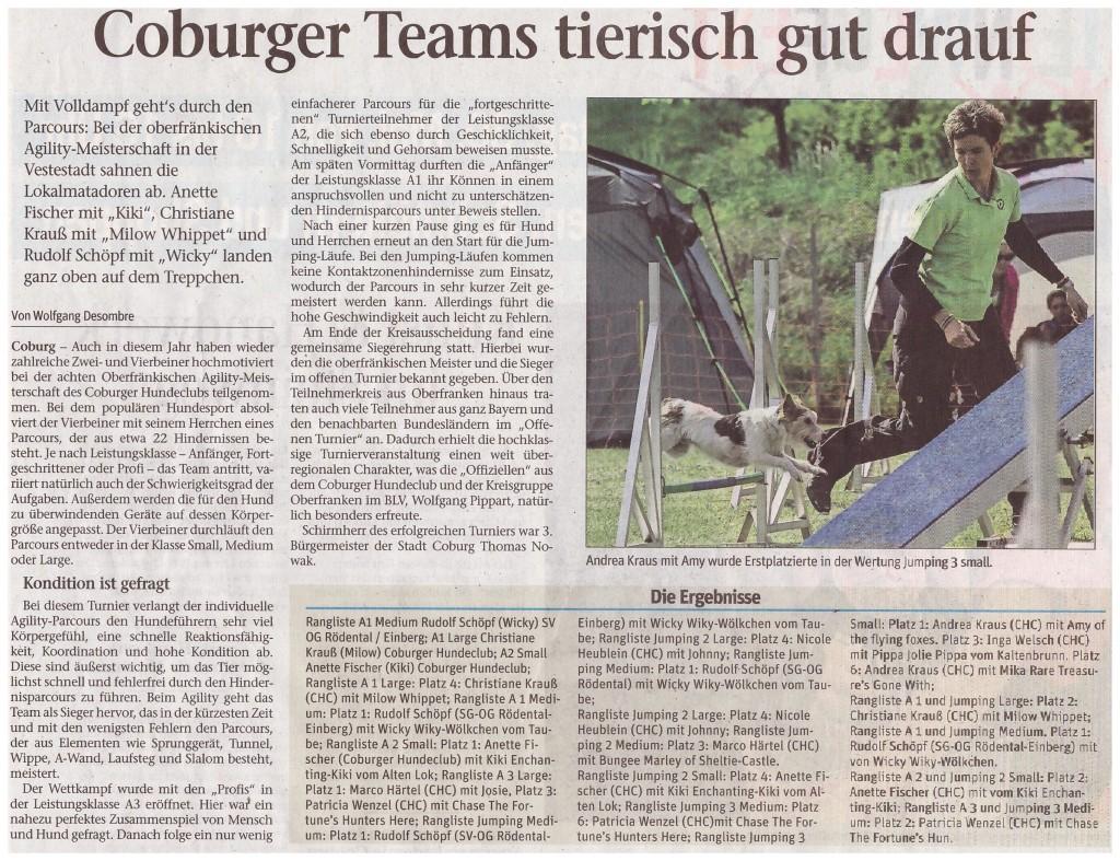 Presse-Bericht NP  A-Turnier   29.05.2015